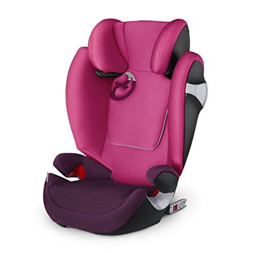 cybex gold pallas m fix autositz gruppe 1 2 3 9 36 kg kollektion 2016 princess pink mit. Black Bedroom Furniture Sets. Home Design Ideas
