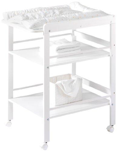 schardt 050320002 wickelregal wei lackiert sch ne babysachen. Black Bedroom Furniture Sets. Home Design Ideas