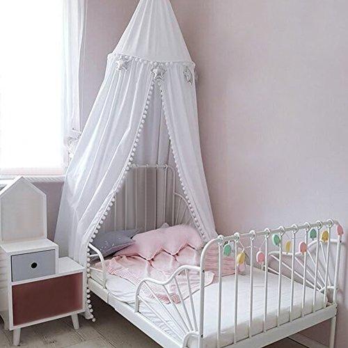 Pueri Baby Betthimmel Baldachin Moskitonetz Spiel Kinder Prinzessin ...