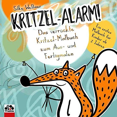 kritzel malbuch für kinder ab 2 jahre kreativmitmachbuch